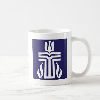 Mug symbole-bluewhite