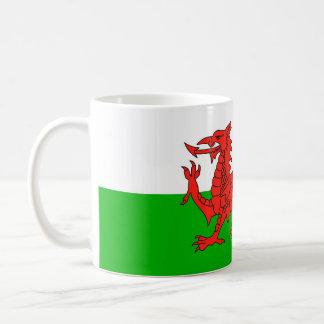 Mug symbole britannique de gallois de nation de