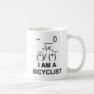 Mug Symbole de cycliste