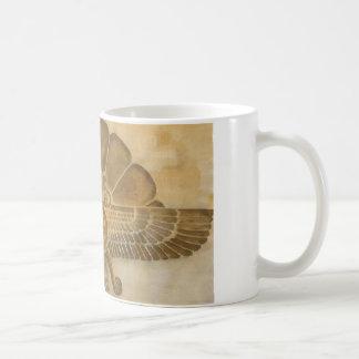 Mug Symbole de Faravahar de Zoroastrian