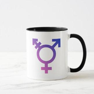 Mug Symbole de transsexuel