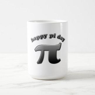 Mug Symbole heureux du jour pi de pi pour des ballots