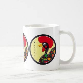 Mug Symboles du Portugal - coq