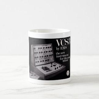 Mug Synthétiseur de SME VCS3