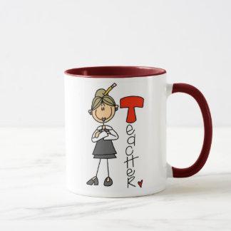 Mug T est pour le professeur
