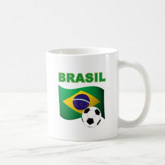 Mug T-shirt de coupe du monde du Brésil