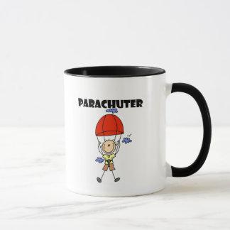 Mug T-shirts et cadeaux de Parachuter