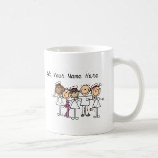Mug T-shirts et cadeaux de semaine d'infirmières