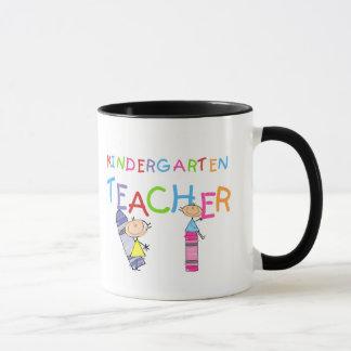 Mug T-shirts et cadeaux d'institutrice gardienne de