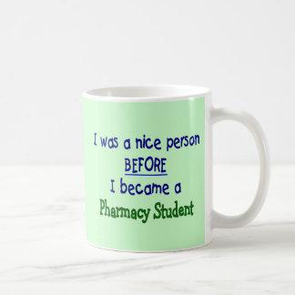 Mug T-shirts et cadeaux drôles d'étudiant de pharmacie
