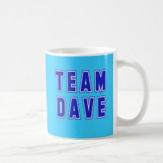 Mug T-shirts et produits de Dave d'équipe