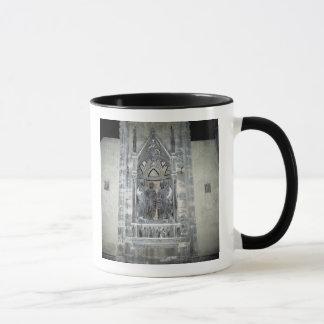 Mug Tabernacle avec quatre saints couronnés