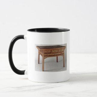 Mug Table de palais, dynastie de Ming, période de
