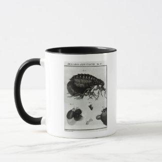Mug Tableau IV des mouches et des puces