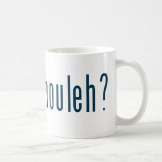 Mug tabouleh obtenu