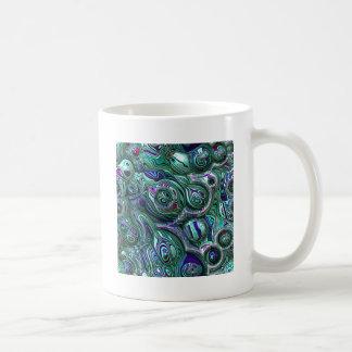 Mug Tache floue colorée du résumé 3D