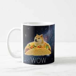Mug Taco de doge - doge chien-mignon de