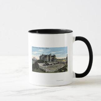 Mug Tacoma, Washington - vue de lycée