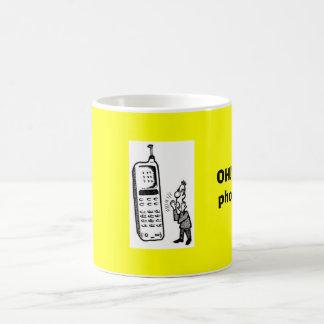 Mug Talking_on_Cell_Phone_1, OH !  J'ai reçu un appel