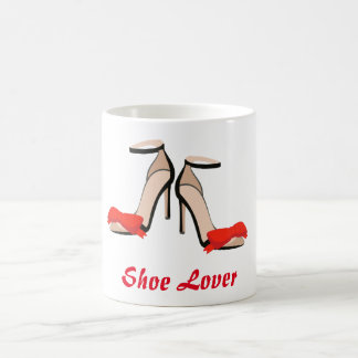 Mug Talons hauts d'amant de chaussure