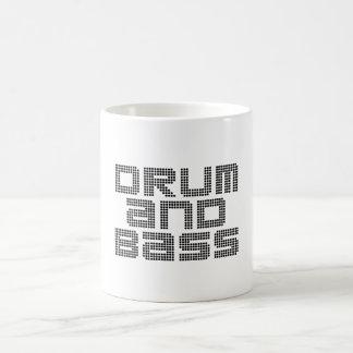Mug Tambour et basse