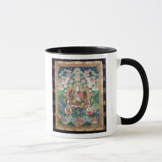 Mug Tanka de Padmasambhava, ANNONCE c.749