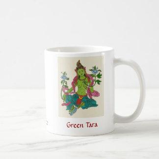 Mug Tara vert