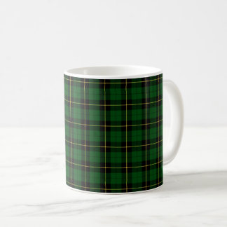 Mug Tartan de chasse de clan de Wallace