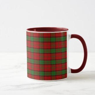 Mug Tartan de Maxwell de clan