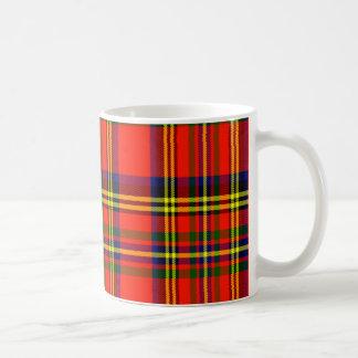 Mug Tartan d'écossais de Hepburn