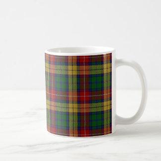 Mug Tartan écossais de Buchanan de clan