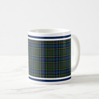 Mug Tartan moderne de chasse de clan de MacMillan