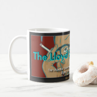 """Mug """"Tasse de café de l'exposition d'employé de Lloyd"""""""