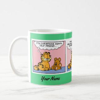 """Mug """"Tasse de présentation horizontale sur microfilm"""