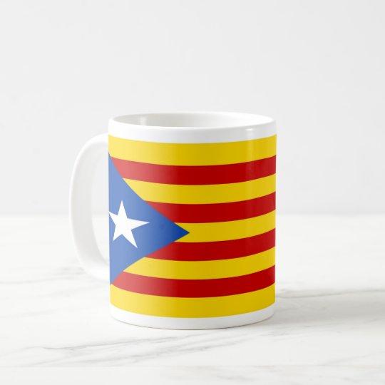 mug tasse drapeau catalan indépendantiste