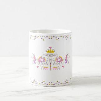 Mug / Tasse Licorne