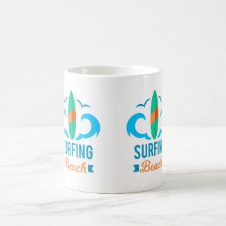 Mug / Tasse Surf