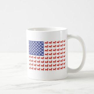 Mug Teckel des Etats-Unis