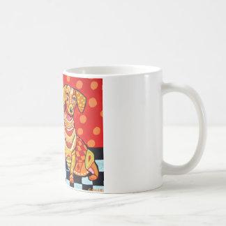 Mug Teckels par Heather Galler