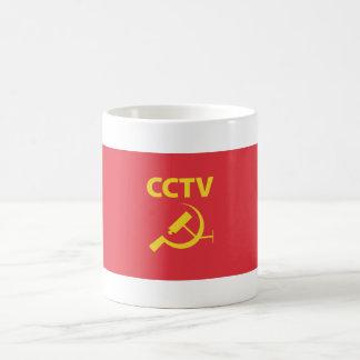 Mug Télévision en circuit fermé Flag.ai