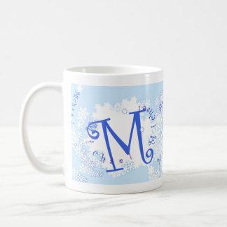 Mug Tempête de neige - Michael