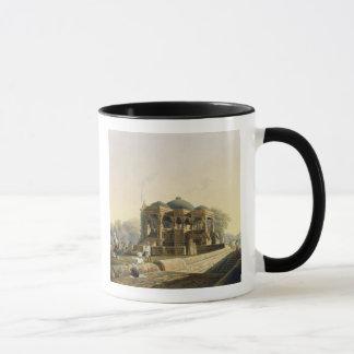 Mug Temple antique chez Hulwud, du volume I de 'Scener