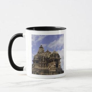 Mug Temple de Khajuraho, Madhya Pradesh, Inde