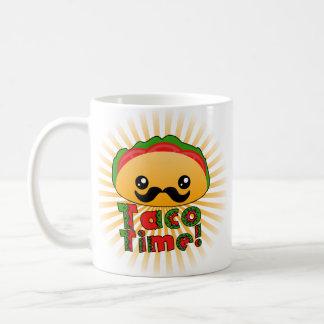 Mug Temps de taco