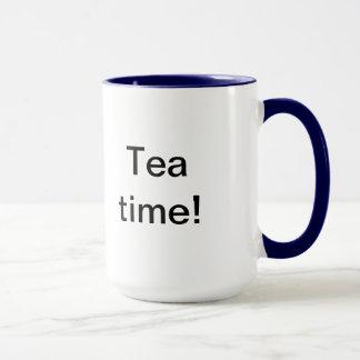 Mug Temps de thé !