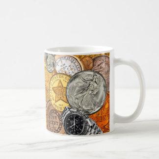 Mug Temps et argent