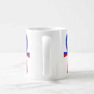 Mug Tenez-vous ensemble et résistez à l'atout