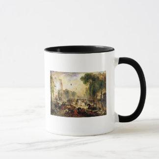 Mug Tentative d'assassinat sur le Roi Louis-Philippe
