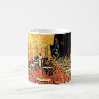 Mug Terrasse de café de Van Gogh sur Place du Forum,