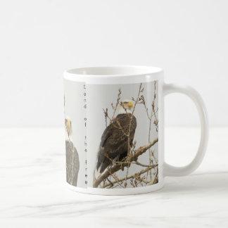Mug Terre d'Eagle du libre